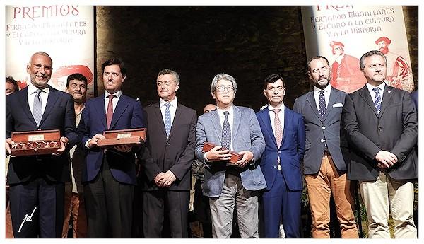 X Premios Fernando de Magallanes-Elcano a la cultura y a la Historia